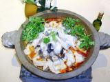 姜渔翁石锅鱼