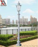 廠家直銷 歐式庭院燈戶外 防水LED庭院燈3米單3頭多款燈頭可選