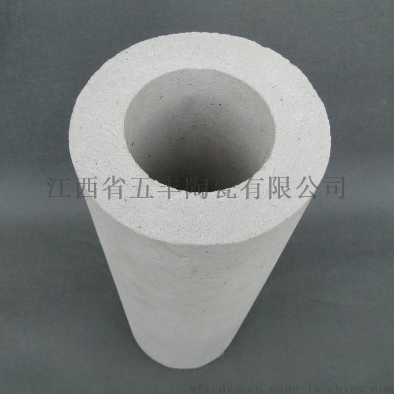 碳化硅微孔陶瓷过滤管