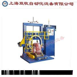 上海厂家直销 双牧钢丝缠绕机 胶管缠绕机
