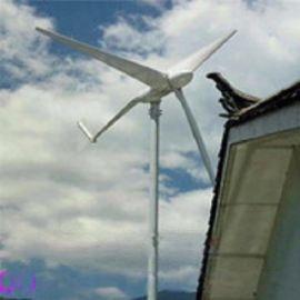 晟成500W微型风力发电机家用小型永磁