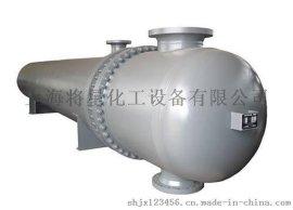 双联式管壳式热交换器甲醇冷凝器螺旋缠绕管式高效汽水换热器