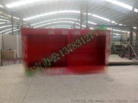 多功能有机玻璃安全消防柜消防器材柜13783127718