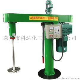 涂料用11KW机械升降分散机 搅拌机 厂家直供
