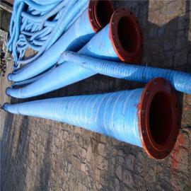 加工 耐油法兰橡胶管 埋吸橡胶管 品质优良