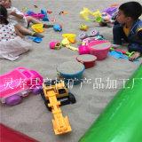 20-40目兒童娛樂海沙 遊樂場沙坑用圓粒沙