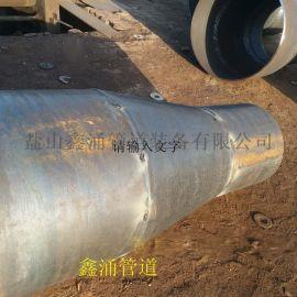沧州鑫涌|钢制大口径大小头接直段304不锈钢大小头