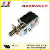 自动门锁电磁铁推拉式 BS-1037L-57
