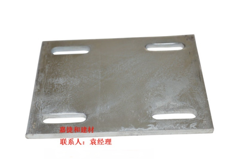 热镀锌预埋钢板 深圳预埋钢板厂家直销