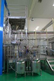 纳米湿法在线式粉碎机