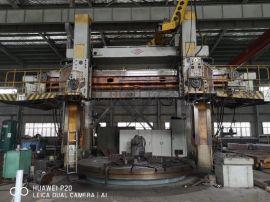 俄产5米重型立式车床型号1550在位设备可试机