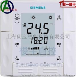 西门子RDF340中央空调风机盘管温控器控制面板