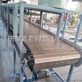 304不锈钢输送链板烘干机设备后期维护成本低