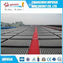 陽臺壁掛太陽能工程聯箱,太陽能暖通設備SRCC ISO9001認證