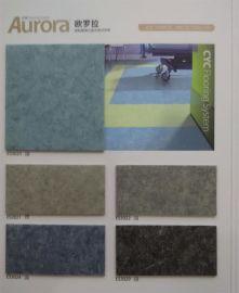 供应惠州胶地板 韩国CYC 超耐磨强化复合卷材地板系列