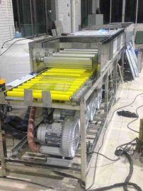 厂家低价热销通过式弧形玻璃清洗机 钢化玻璃清洗机 玻璃清洗厂家