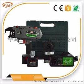 充电式九威全自动钢筋捆扎机适用钢筋4-45MM