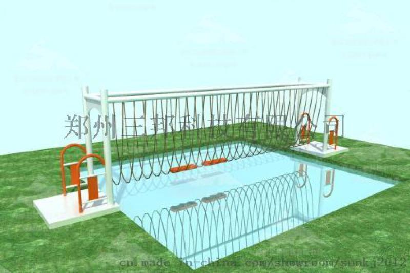 三邦戶外生產水上拓展設備