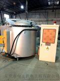 GR3-500型坩埚式熔铝炉 铝合金熔化保温炉