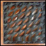 铝拉网天花吊顶幕墙专业生产厂家铝合金拉伸扩张网建筑装饰材料网