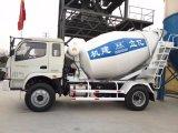 鄭州小型攪拌車報價,4立方混凝土罐車廠家,混凝土攪拌罐廠家報價