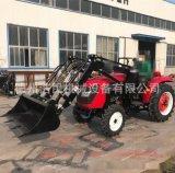 拖拉機帶前置裝載機小型裝載機械拖拉機帶前置裝載機