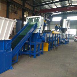 农用薄膜回收清洗线  薄膜回收设备厂家直销