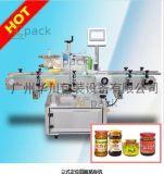 广州华川HCT-101全自动立式定位圆瓶贴标机