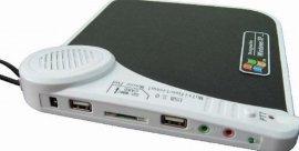 USB HUB音响鼠标垫 (AL-519)