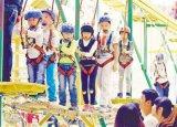 西藏拉薩淘氣堡,當雄縣兒童遊樂園大型室內外遊樂