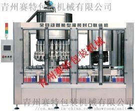 酒水灌装设备-青州赛特13792698821
