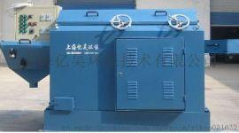 无酸洗拉丝除锈机SC-08,拉丝线材直径5.5mm-8mm