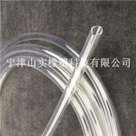 环保PVC管 0.5mm透明Pu软管TPU气动软管