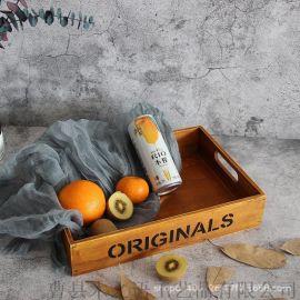 促销木质长方形桌面精美收纳盒家用储物盒可定制木盒