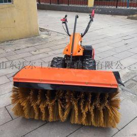 手推式扫雪机 大马力清雪车 自走式除雪机多功能