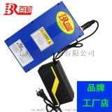 百韧锂电池电动电瓶车电动轮椅 48v 12ah