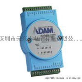 研华 ADAM-4055 -BE 16路隔离数字量输入Modbus模块 带LED