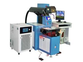 振镜激光焊接机(AHL-SW200)