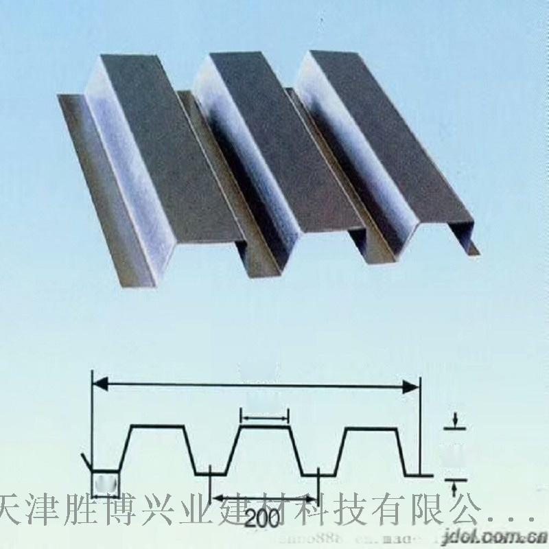 供应YX75-200-600型楼承板压型楼板