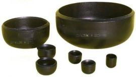 碳钢对焊管帽-对焊封头现货