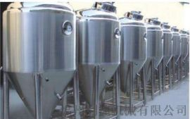 啤酒发酵罐  啤酒生产线