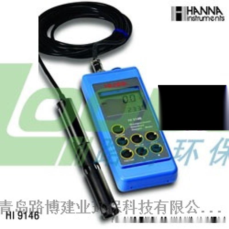 路博自產現貨直銷 HI9146攜帶型溶解氧分析儀