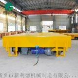山西25噸電動平車 電纜滾筒式軌道平車
