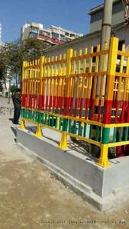 电厂玻璃钢围栏A变压器玻璃钢围栏A玻璃钢围栏报价