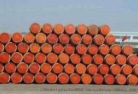 直埋聚氨酯保温钢管实体厂家