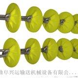 不锈钢管链输送机批发价防尘 环型管链机江西