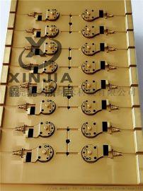 顶针镀钛,高硬度,易拉伤鑫嘉提供模具涂层解决方案