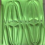 高密度泡绵复合绒布热压加工 EVA热压成型