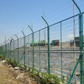 生产铁路框架钢丝网片护栏网的实体厂家