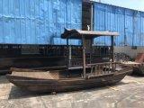 重慶室內山水溶洞中式仿古餐廳船桂滿隴餐飲船廠家直銷